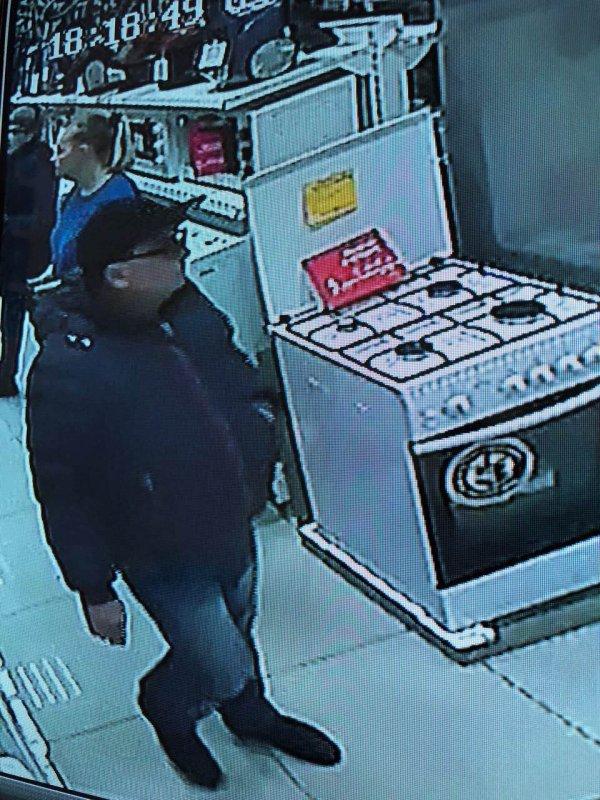 В Курске произошло дерзкое ограбление магазина