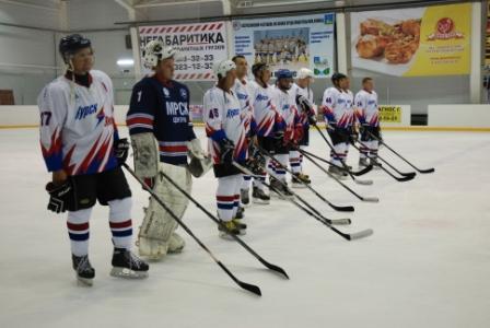 Команда «Курскэнерго» стала победителем городского Открытого турнира по хоккею