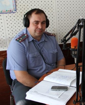 Сергей Неструев в программе радио КУРС