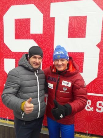 Курский таможенник отличился на соревнованиях по лыжным гонкам