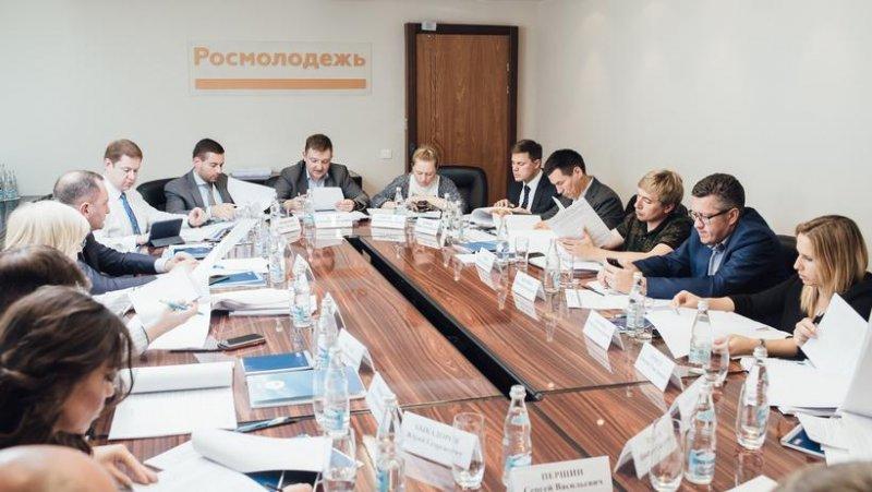 Курская область получила от Росмолодежи 12 миллионов рублей