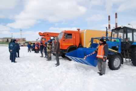 Руководство регионального управления МЧС России в Курской области высоко оценило уровень противопожарной подготовки Курскэнерго