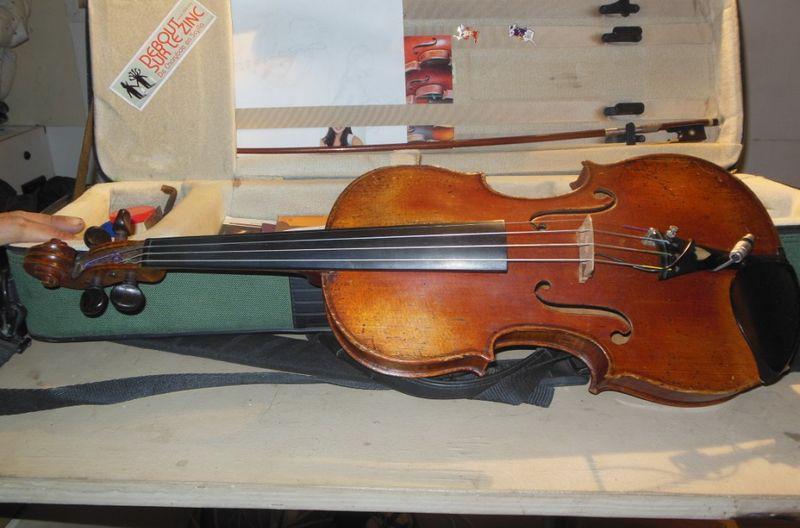 В Курской таможне рассказали подробности инцидента со старинной скрипкой