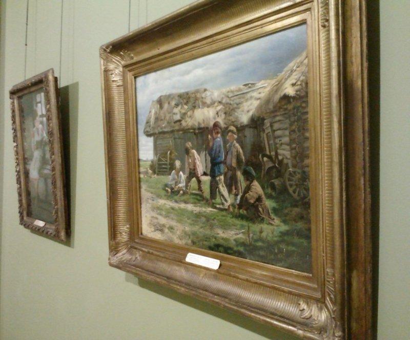 В Курске открылась выставка из собрания Третьяковки