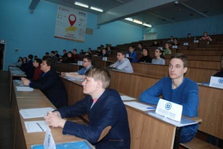 В Курске состоялся отборочный этап  Олимпиады школьников «Россети»