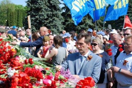 В Курскэнерго почтили память героев Великой Отечественной войны