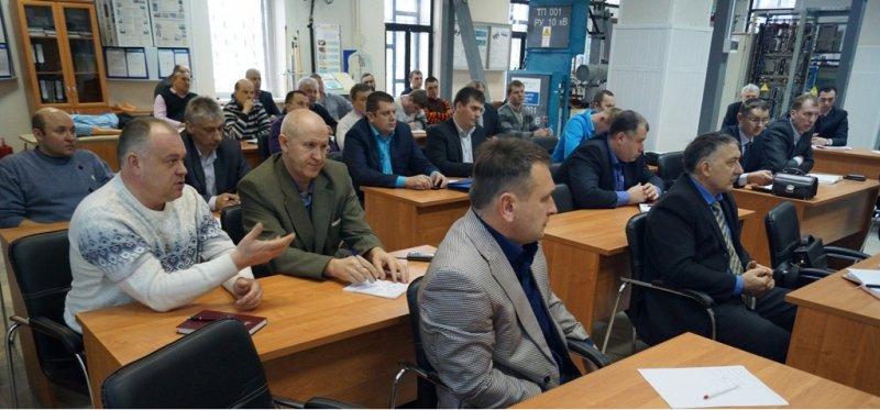 В «Курскэнерго» прошел первый в этом году День охраны труда