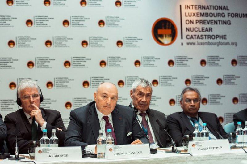 «Именно Россия и США должны быть инициаторами укрепления режима ядерного нераспространения», - Вячеслав Моше Кантор