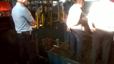 ВКурском локомотивном депо при взрыве пострадали 3 человека